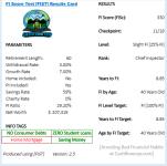 Wealthlenial - FI-Score-Test 23/07/19 - Cashflow Cop Police Financial Independence