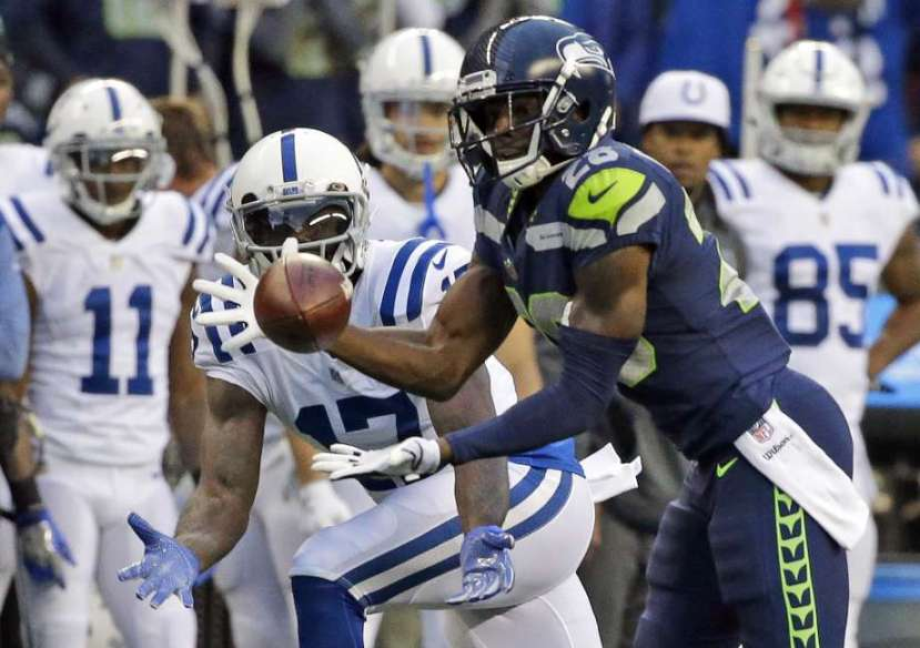Seahawks Colts