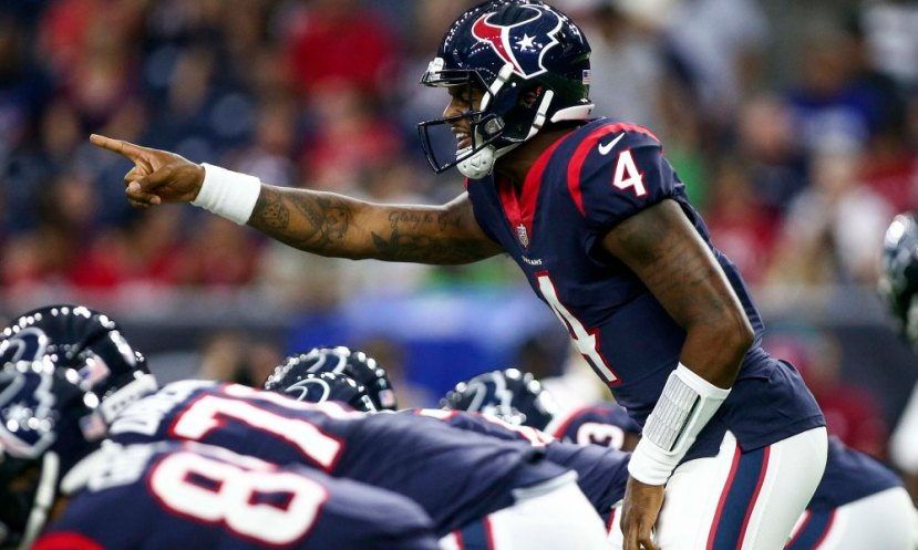 NFL: San Francisco 49ers at Houston Texans