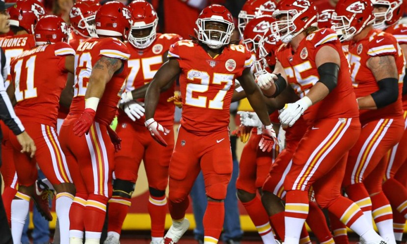 NFL: Cincinnati Bengals at Kansas City Chiefs