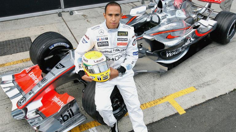 Lewis Hamilton 1st
