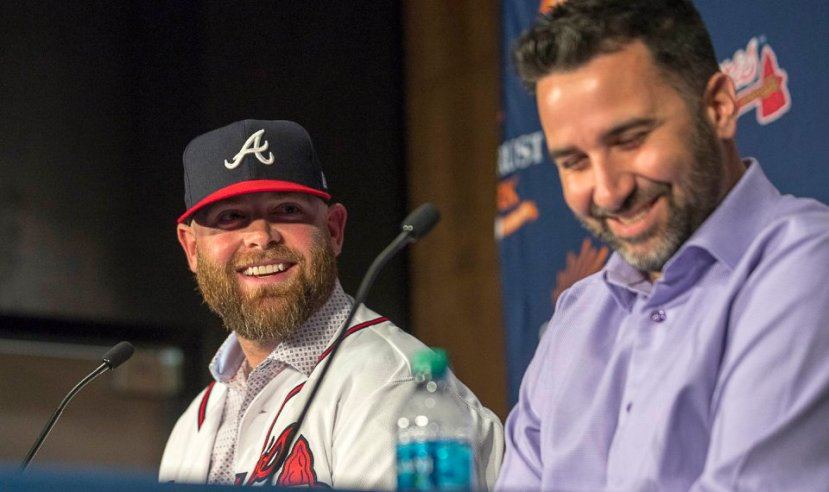 Braves-Free Agents Baseball