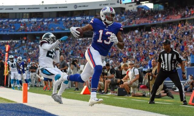 NFL: Carolina Panthers at Buffalo Bills