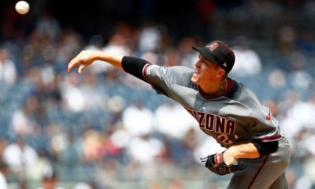 USP MLB: ARIZONA DIAMONDBACKS AT NEW YORK YANKEES S BBA NYY ARI USA NY