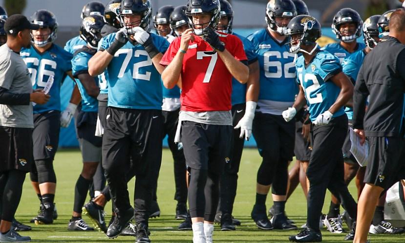 NFL: Jacksonville Jaguars-Minicamp