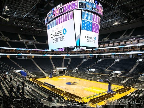 Chase Center 3