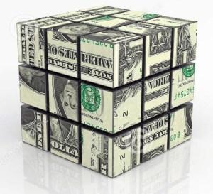 dollar-banknotes-rubiks-cube-unfinished-white-background-57063887 (2)