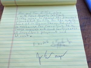 hand-written-note