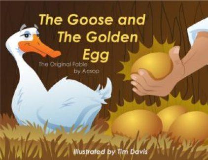 Don't kill the golden goose
