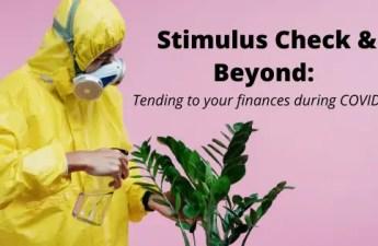 Coronavirus Stimulus Checks Money