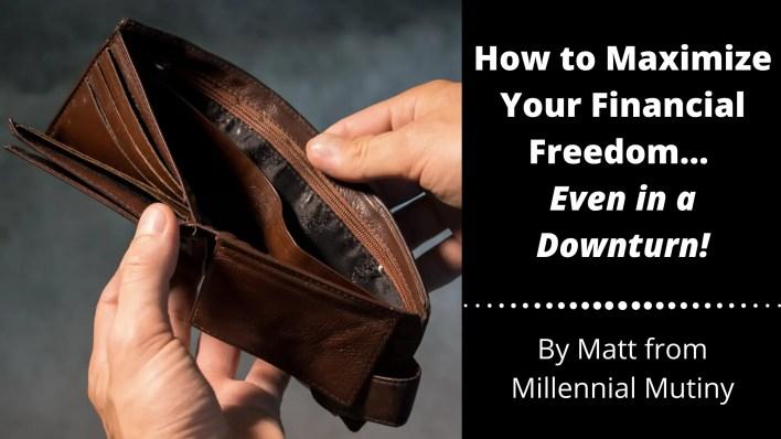 Maximize Financial Freedom