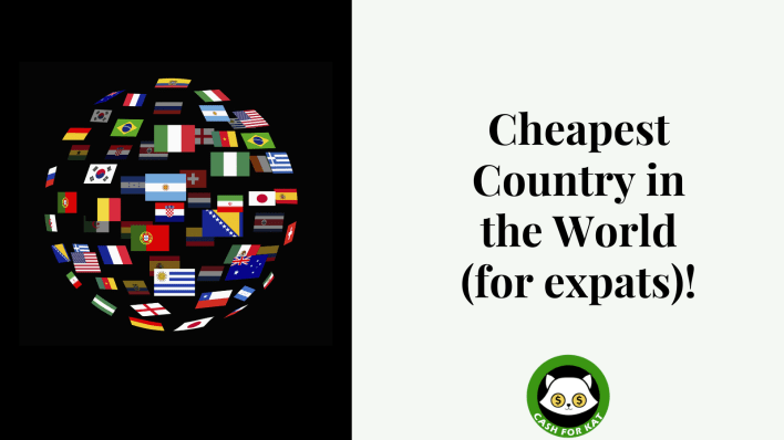 cheapest country in the world