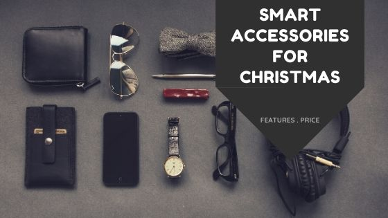 Smart accessories for Christmas