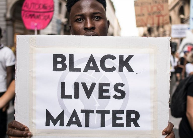 Black Lives Matter! The perspective of a 14 year old black girl.