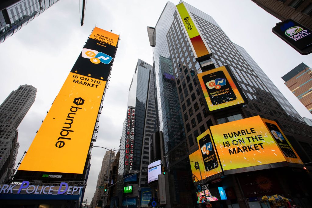 106860175 1616776229529 gettyimages 1231103040 BUMBLE IPO scaled