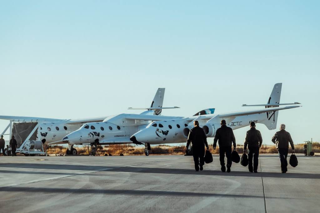 106810701 1607952051360 Virgin Galactic Pilots on their way to the Virgin Galactic Spaceflight System
