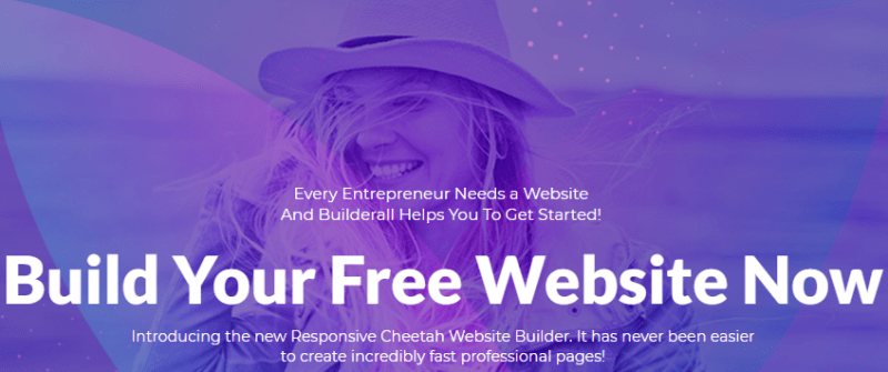 builderall free website 2 - Builderall Review: 7 Reasons Why People Love Builderall