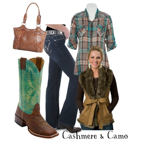 Best Cowboy Boots For The Holidays Cashmere Amp Camo