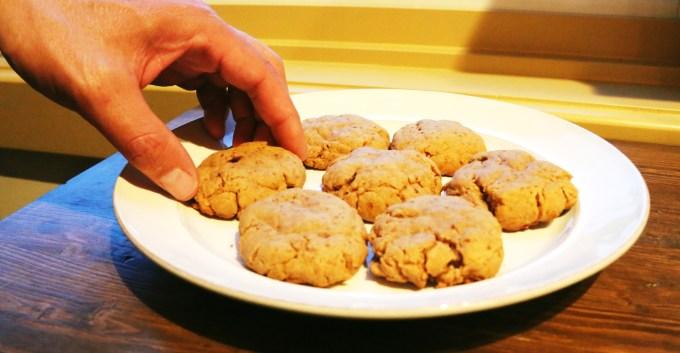 Coconut Sugar Soft Batch Cookies