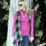 Fuchsia and Plaid2