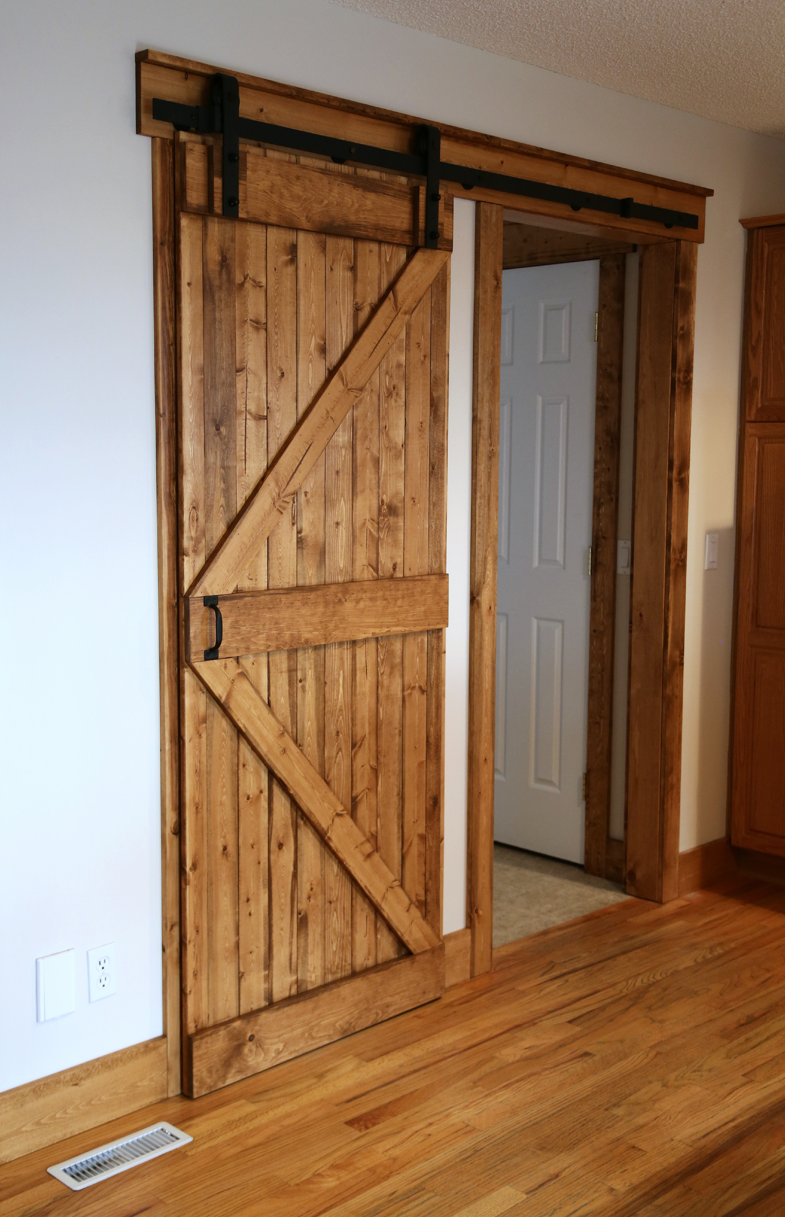 Pantry Barn Door