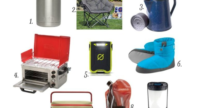 Camping List