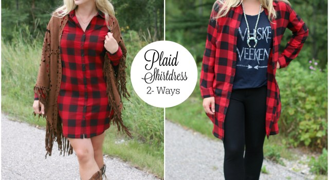 Plaid Two Ways
