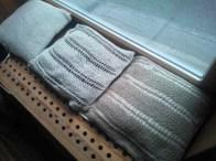 Sedišče v oknu - posedal bi cel dan :)