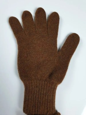 product image for a pair of henna brown pure cashmere gloves made in Scotland - 600x800 - product id:915 - cashmereglovesandscarves.co.uk