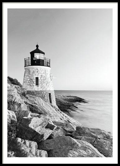 81638 Lighthouse 50x70