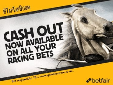Cash out betting betfair
