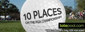 PGA Championship Betting