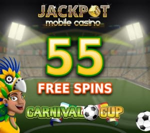 jackpot mobile carnival cup