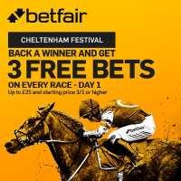 Cheltenham Festival Championship Races Preview betfair