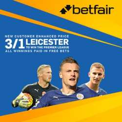 Hammers to Halt Foxes Charge to Title betfair