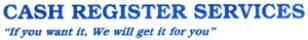 Cash Register Services Logo.