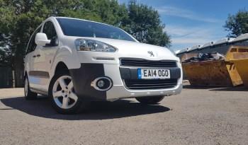 Peugeot Partner Tepee Outdoor full