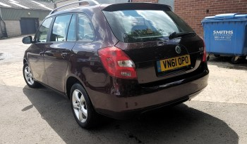 Skoda Fabia Estate full