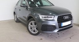 Q3 S Line 2.0TDI 5dr Station Wagon Manual