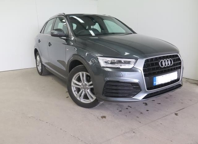 Q3 S Line 2.0TDI 5dr Station Wagon Manual full