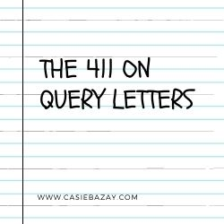 The 411 on Query Letters