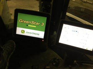 You get the Greenstar logo when the screen is starting up...