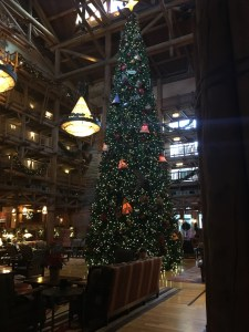 Our 'home' at WDW is the Wilderness Lodge