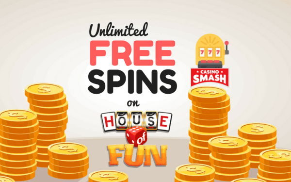 House of Fun FREE Coins Spins Full List