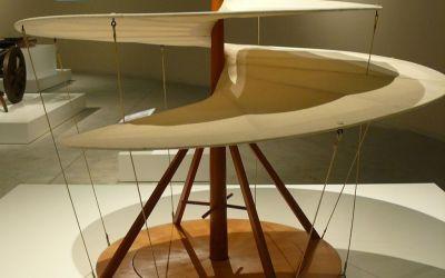 I Progetti di Leonardo: Vite Aerea