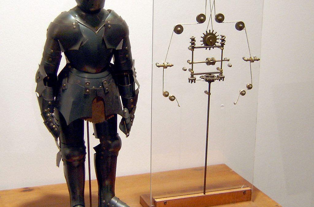 I Progetti di Leonardo: l'Automa Cavaliere