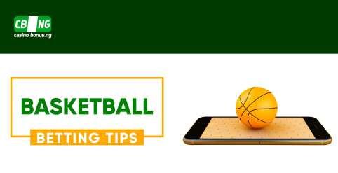 Basketball odds Nigeria