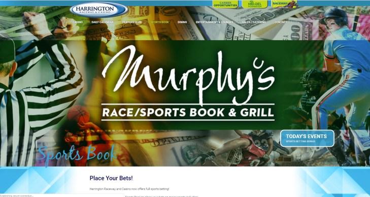 Harrington Raceway & Sportsbook