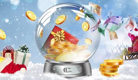 Casino Club Christmas Prizes