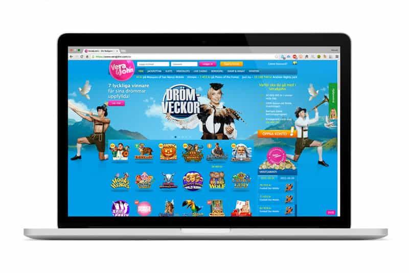 オンラインカジノを楽しむならベラジョンカジノ